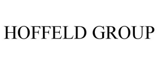 mark for HOFFELD GROUP, trademark #85714248