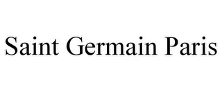 mark for SAINT GERMAIN PARIS, trademark #85714532