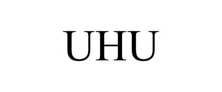 mark for UHU, trademark #85714624