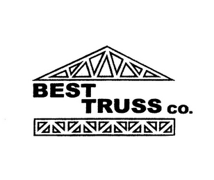 mark for BEST TRUSS CO., trademark #85714717