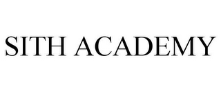 mark for SITH ACADEMY, trademark #85714779