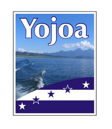 mark for YOJOA, trademark #85714954