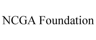 mark for NCGA FOUNDATION, trademark #85715362