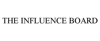 mark for THE INFLUENCE BOARD, trademark #85715468