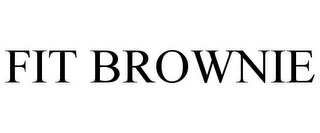 mark for FIT BROWNIE, trademark #85715481