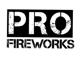 mark for PRO FIREWORKS, trademark #85715520