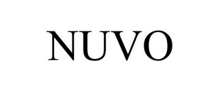 mark for NUVO, trademark #85715586