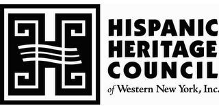 mark for H HISPANIC HERITAGE COUNCIL OF WESTERN NEW YORK, INC., trademark #85715593