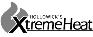 mark for HOLLOWICK'S XTREMEHEAT, trademark #85715729