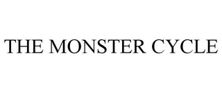 mark for THE MONSTER CYCLE, trademark #85716371