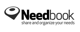 mark for NEEDBOOK SHARE AND ORGANIZE YOUR NEEDS, trademark #85716412