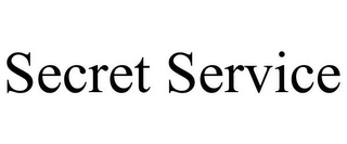 mark for SECRET SERVICE, trademark #85716658