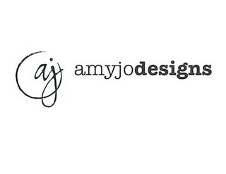 mark for AJ AMYJODESIGNS, trademark #85716684