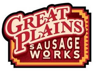 mark for GREAT PLAINS SAUSAGE WORKS, trademark #85717000