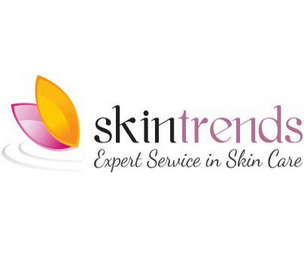 mark for SKINTRENDS EXPERT SERVICE IN SKIN CARE, trademark #85717093