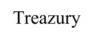 mark for TREAZURY, trademark #85717212