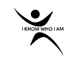 mark for I KNOW WHO I AM, trademark #85717561