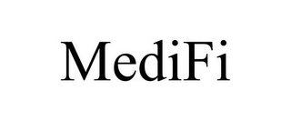 mark for MEDIFI, trademark #85717661