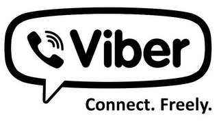 mark for VIBER CONNECT. FREELY., trademark #85717791