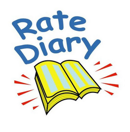 mark for RATE DIARY, trademark #85717862