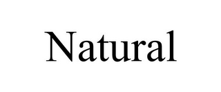 mark for NATURAL, trademark #85717881