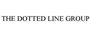 mark for THE DOTTED LINE GROUP, trademark #85717888