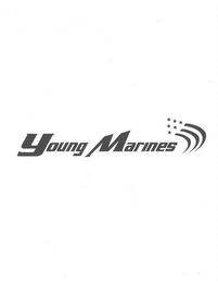 mark for YOUNG MARINES, trademark #85717934
