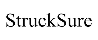 mark for STRUCKSURE, trademark #85717989