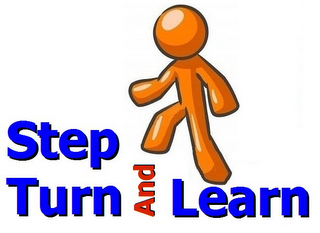 mark for STEP TURN AND LEARN, trademark #85718051