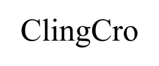 mark for CLINGCRO, trademark #85718218