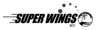 mark for SUPER WINGS NY, trademark #85718271