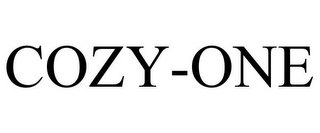 mark for COZY-ONE, trademark #85718673