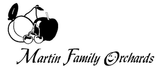mark for MARTIN FAMILY ORCHARDS, trademark #85718689