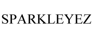 mark for SPARKLEYEZ, trademark #85718794