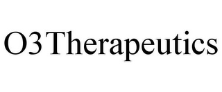 mark for O3THERAPEUTICS, trademark #85718862