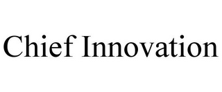 mark for CHIEF INNOVATION, trademark #85719010