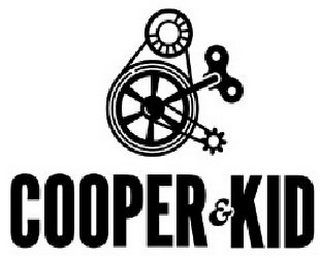mark for COOPER & KID, trademark #85719108