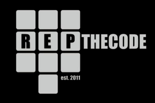 mark for REP THE CODE EST. 2011, trademark #85719306