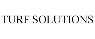 mark for TURF SOLUTIONS, trademark #85719342