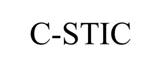 mark for C-STIC, trademark #85719711