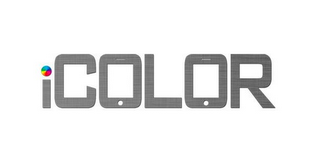 mark for ICOLOR, trademark #85719794