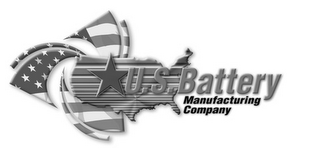 mark for U.S. BATTERY MANUFACTURING COMPANY, trademark #85719809