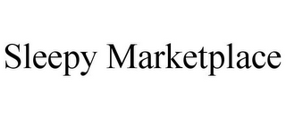 mark for SLEEPY MARKETPLACE, trademark #85719865