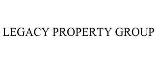 mark for LEGACY PROPERTY GROUP, trademark #85720022