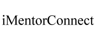 mark for IMENTORCONNECT, trademark #85720330