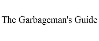 mark for THE GARBAGEMAN'S GUIDE, trademark #85720362