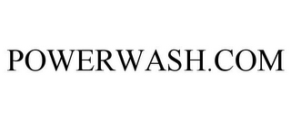 mark for POWERWASH.COM, trademark #85720377