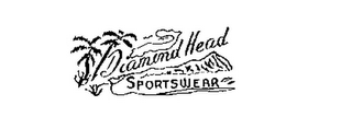 mark for DIAMOND HEAD SPORTSWEAR, trademark #85720451