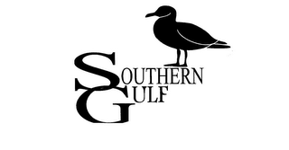 mark for SOUTHERN GULF, trademark #85720596