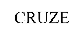 mark for CRUZE, trademark #85720639